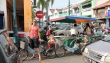 Rollin' in Penang