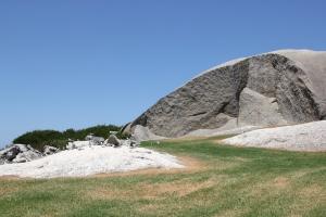 Montague Island granite