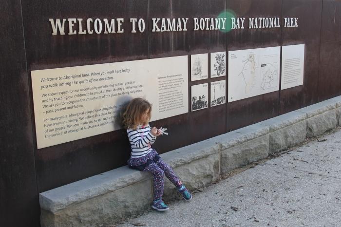 Kamay Botany Bay National Park