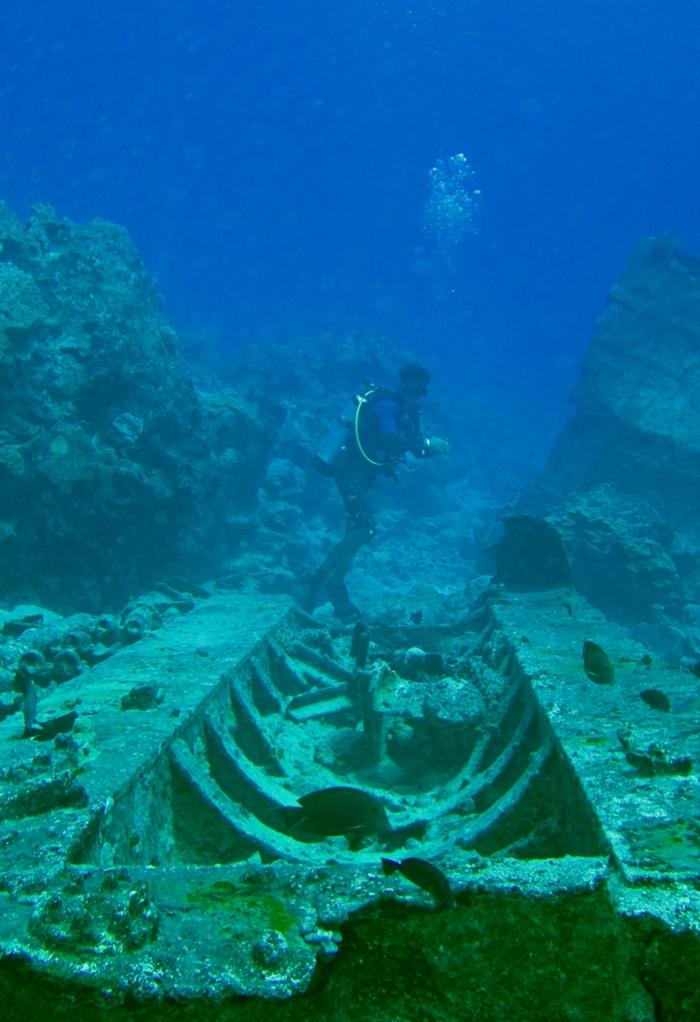 M.V. Mataora wreck