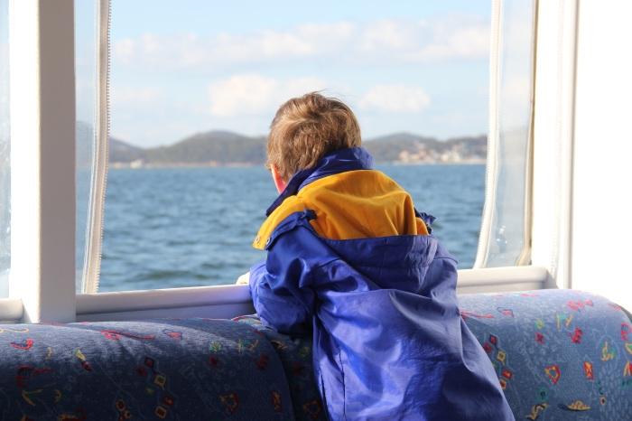 Wallamba ferry Nelson Bay