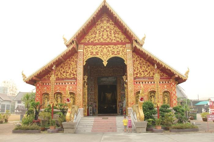 Wat Chet Yot Chiang Rai
