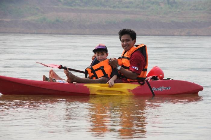 Huay Xai Kayak