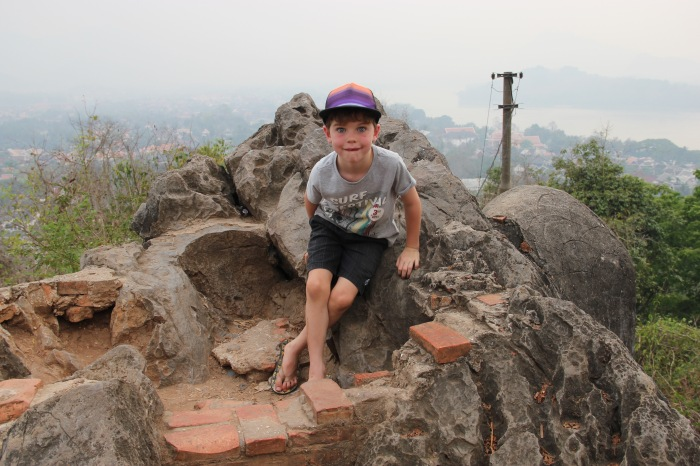 Phu Si Luang Prabang